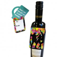 Bottle Gift Card Presenter