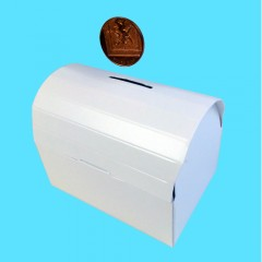 Manual Chest Money Box