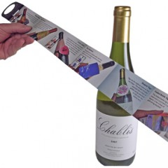 Bottle roll fold