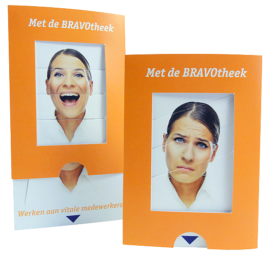Dissolvers - Moving Picture Cards - Marketing products to Get you Noticed
