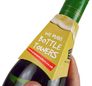 Give Your Bottle Promotions Stand Out Qualities with a Bottle Tower