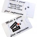 Business card – dissolve   thumb