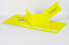 Card carrier – 'v' fold product thumb