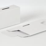 Manual cuboid money box   thumb