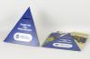 Manual pyramid money box product thumb
