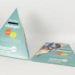 Manual pyramid money box   thumb