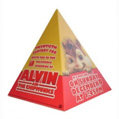 Pop Up Piramide
