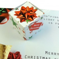 What's inside your Corporate Business Christmas card?