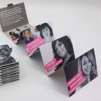 Foldilocks handout for The Katie Piper Foundation