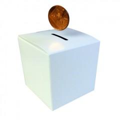 Manual Cube Money Box