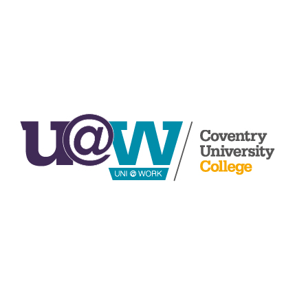 Uni@Work by Coventry University College logo