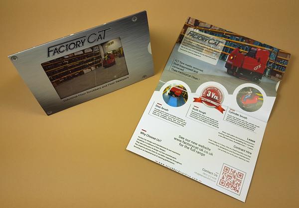 FactoryCat promotional print