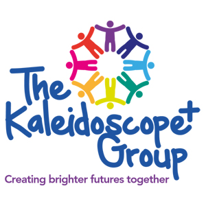 The Kaleidoscope Plus Group logo