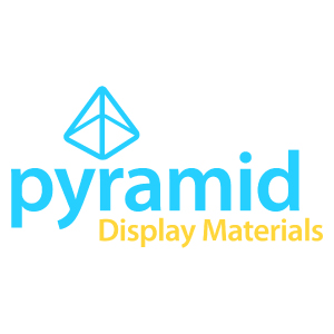 Pyramid Display Materials logo