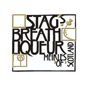 Meikles of Scotland | Stag's Breath Liqueur logo